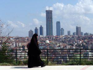 Istanbul, Stadt und Menschen, Foto Heike Heuser
