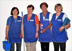 Mehr Blau war nie-Uniform, Foto Heike Heuser